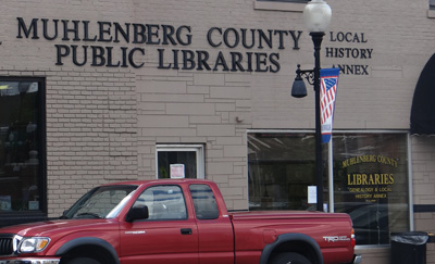Muhlenberg County Local History Annex in Greenville